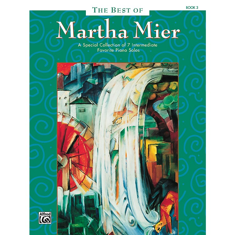 Alfred The Best of Martha Mier Book 3
