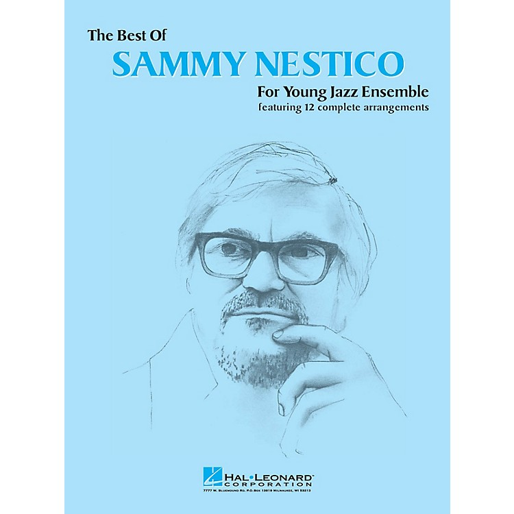 Hal LeonardThe Best of Sammy Nestico - Trombone 2 Jazz Band Level 2-3 Arranged by Sammy Nestico