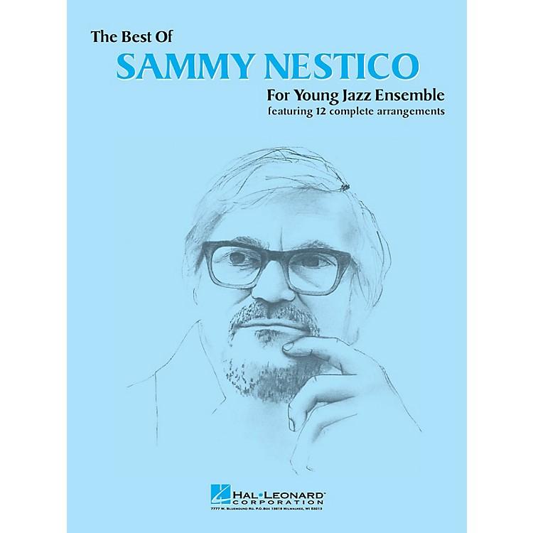 Hal LeonardThe Best of Sammy Nestico - Trombone 3 Jazz Band Level 2-3 Arranged by Sammy Nestico