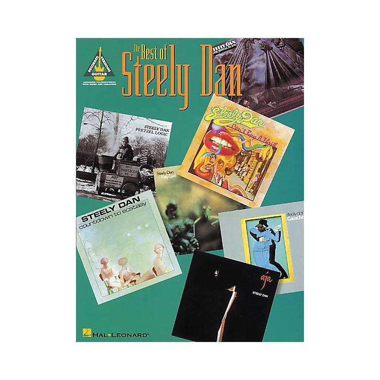 Hal LeonardThe Best of Steely Dan Guitar Tab Book