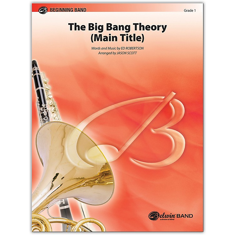 BELWINThe Big Bang Theory (Main Title) 1 (Very Easy)
