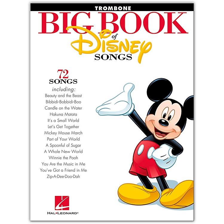 Hal LeonardThe Big Book Of Disney Songs–Trombone