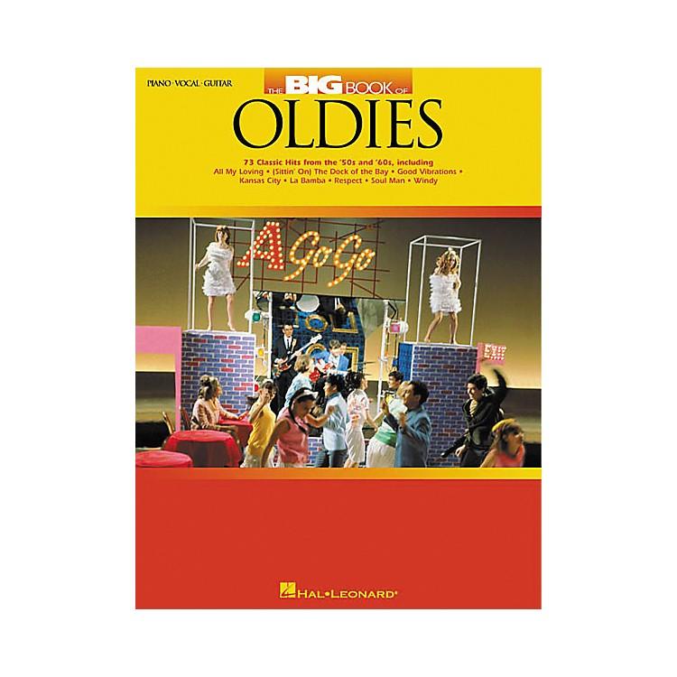 Hal LeonardThe Big Book of Oldies Piano, Vocal, Guitar Songbook