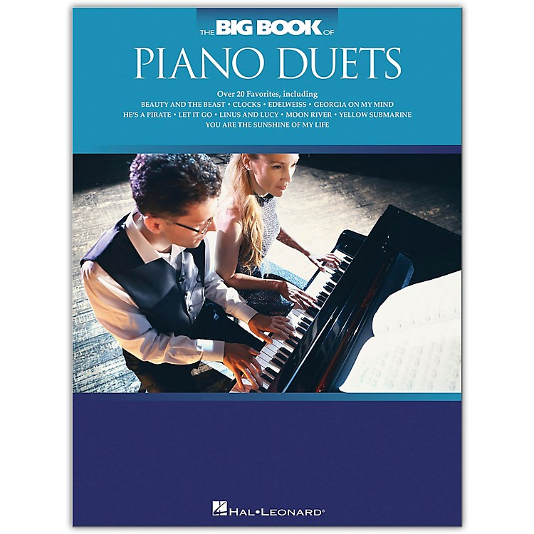Hal LeonardThe Big Book of Piano Duets