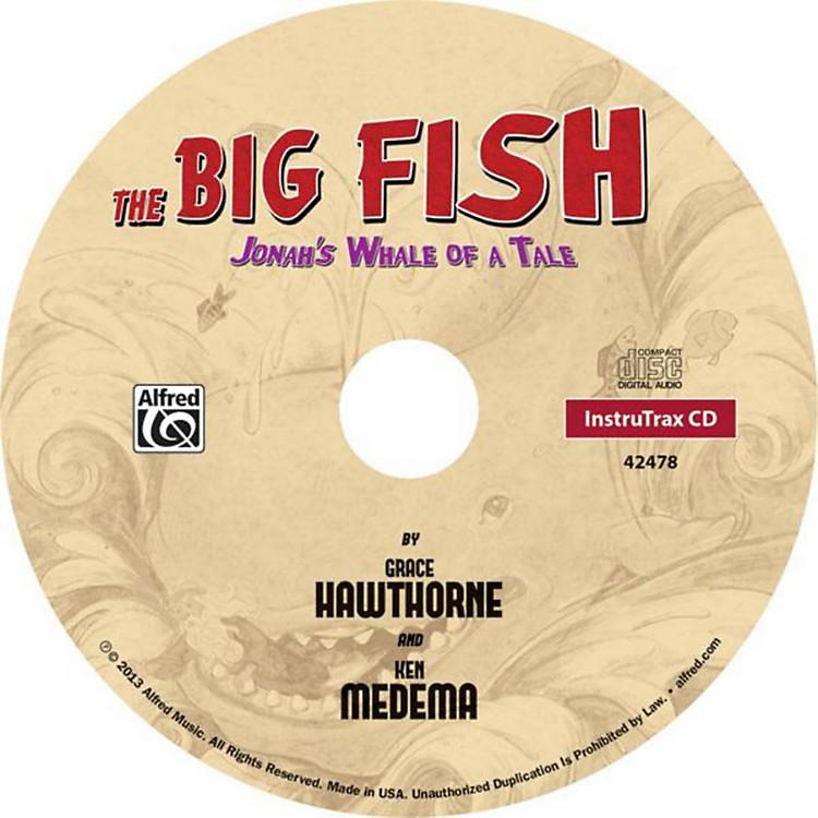 AlfredThe Big Fish - Christian Elementary Musical Instrument Track CD