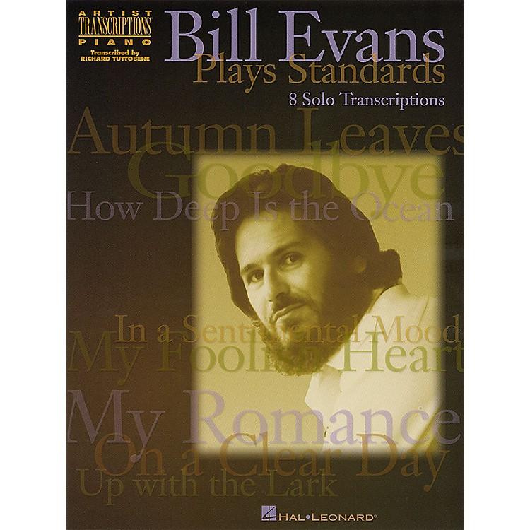 Hal LeonardThe Bill Evans Collection Artist Transcriptions Series Performed by Bill Evans (Upper Intermediate)