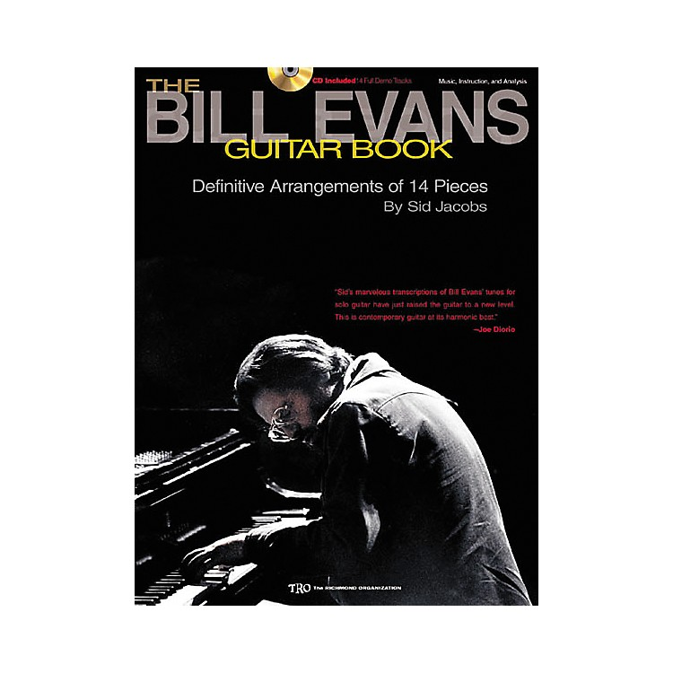 Richmond Organization The Bill Evans Guitar (Book/CD)