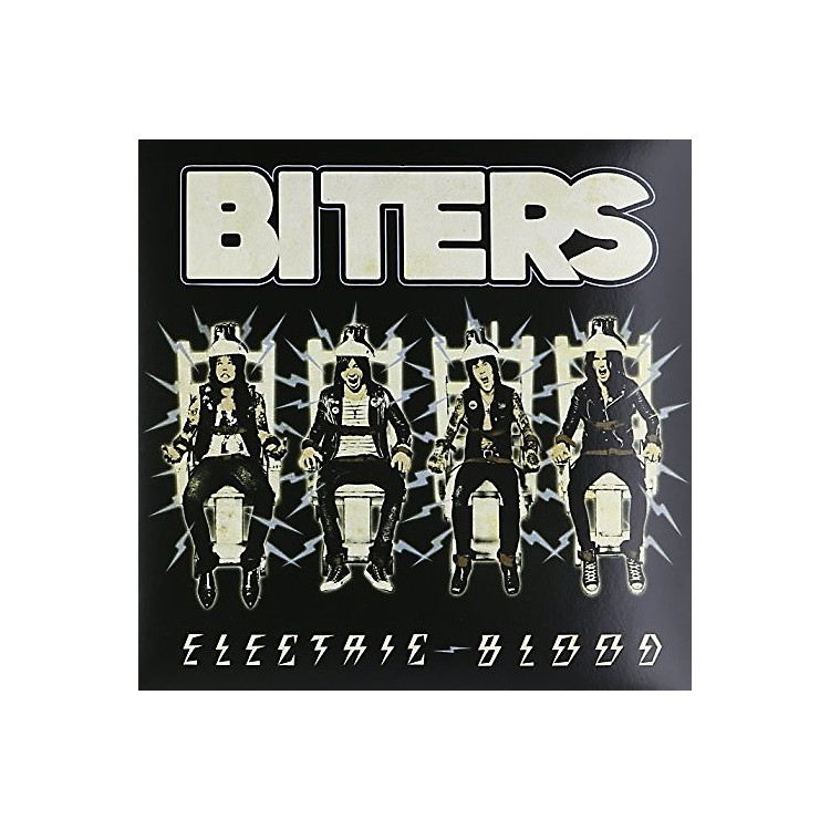 AllianceThe Biters - Electric Blood