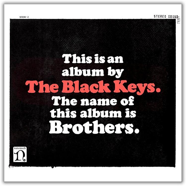 WEAThe Black Keys - Brothers (with Bonus CD) Vinyl LP