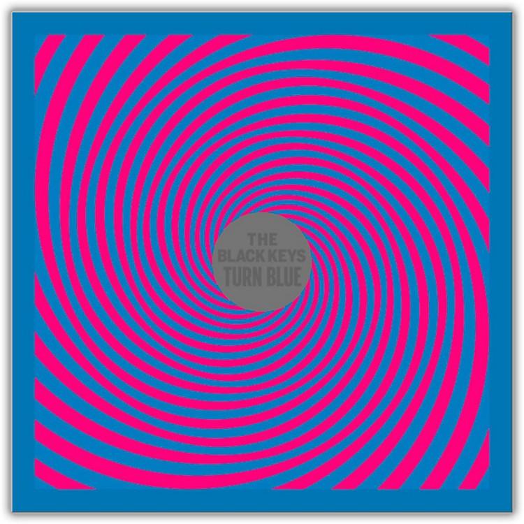 WEAThe Black Keys - Turn Blue (with Bonus LP) Vinyl LP