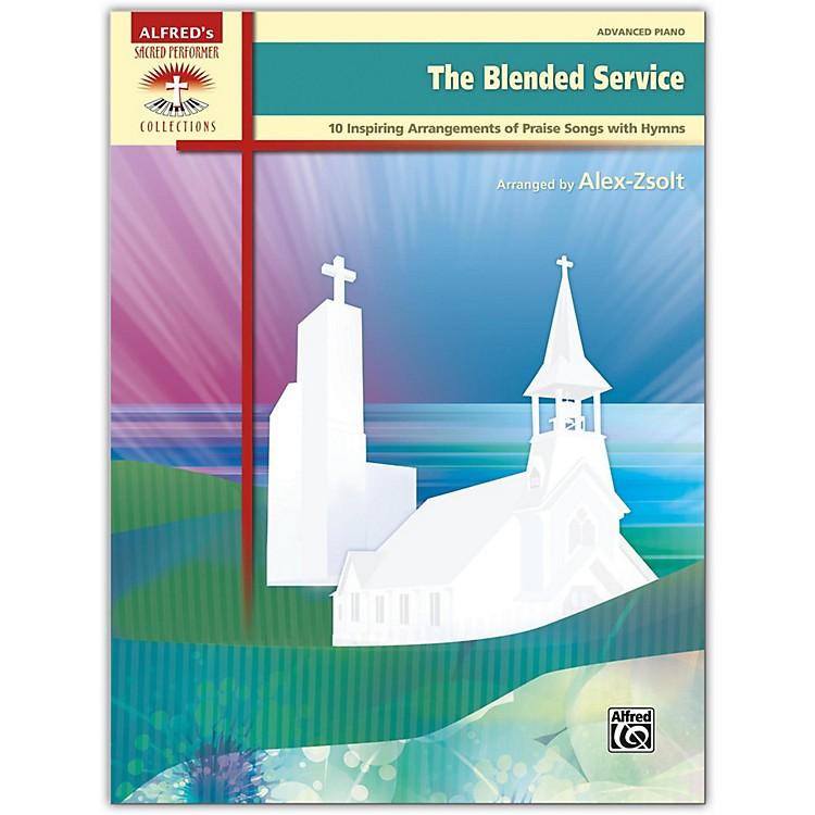 AlfredThe Blended Service Book Advanced