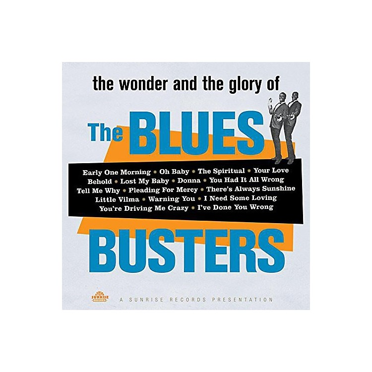 AllianceThe Blues Busters - Wonder & Glory of the Blues Busters