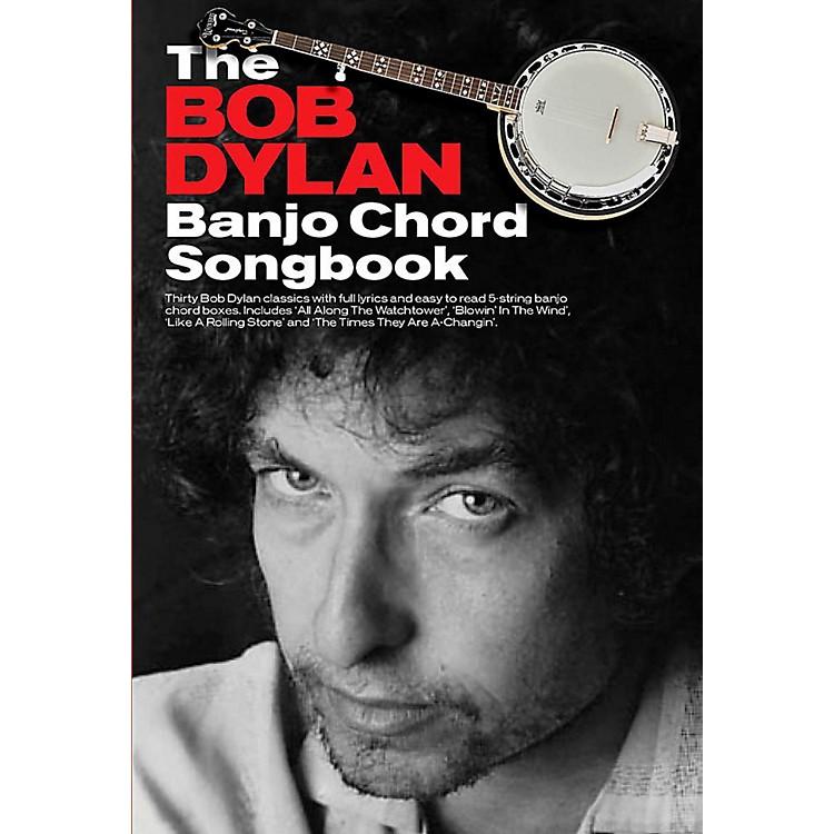 Hal LeonardThe Bob Dylan Banjo Chord Songbook