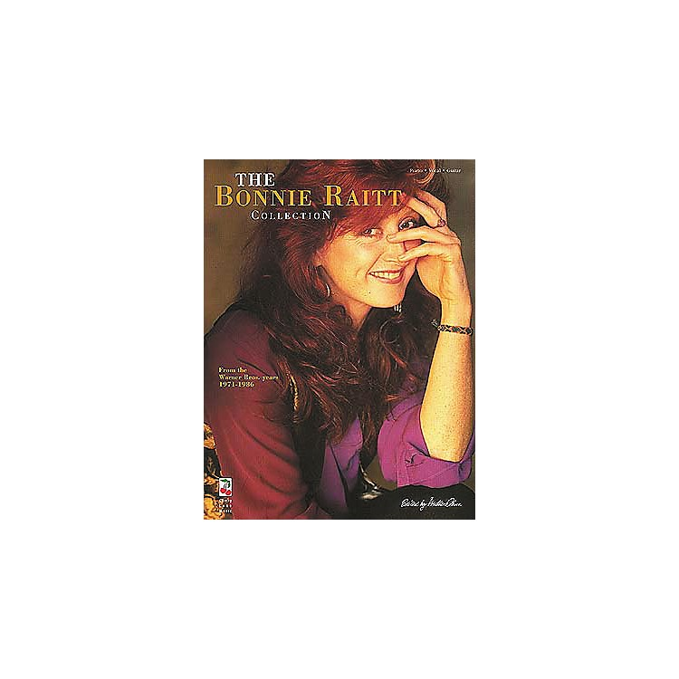 Cherry LaneThe Bonnie Raitt Collection Book