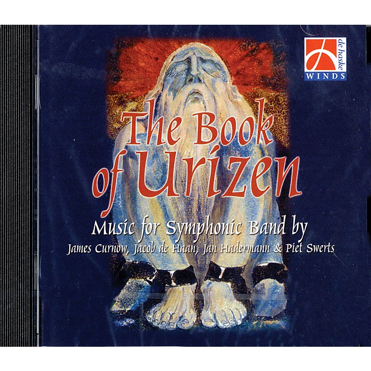De Haske MusicThe Book of Urizen (Music for Symphonic Band) Concert Band Composed by James Curnow
