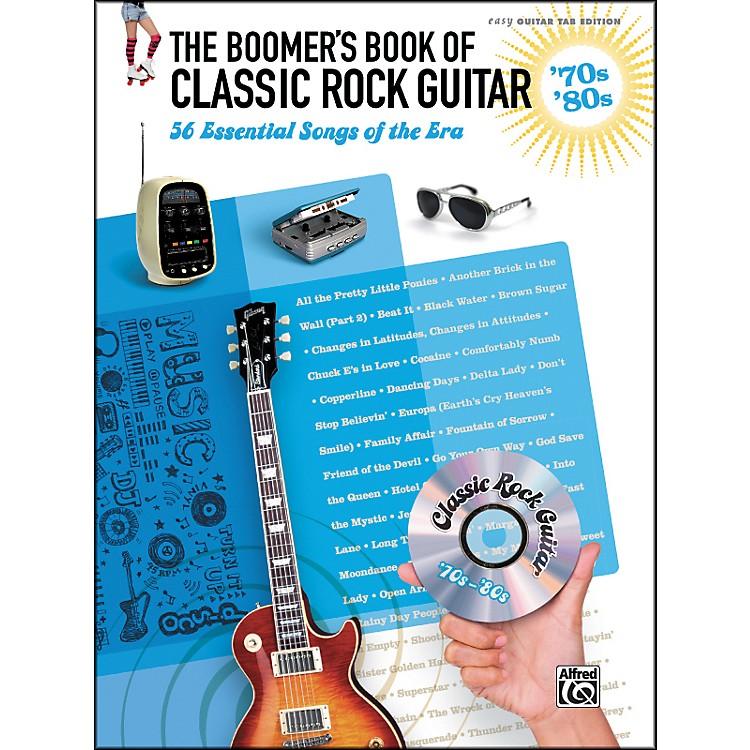 Hal LeonardThe Boomer's Book of Classic Rock Guitar '70s - '80s