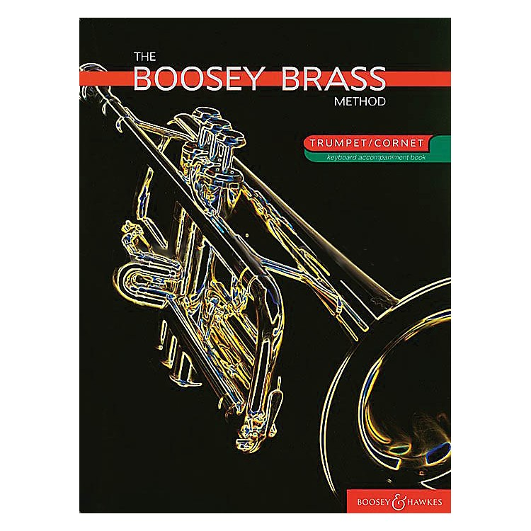 Boosey and Hawkes The Boosey Brass Method (Trumpet Accompaniment Book) Concert Band
