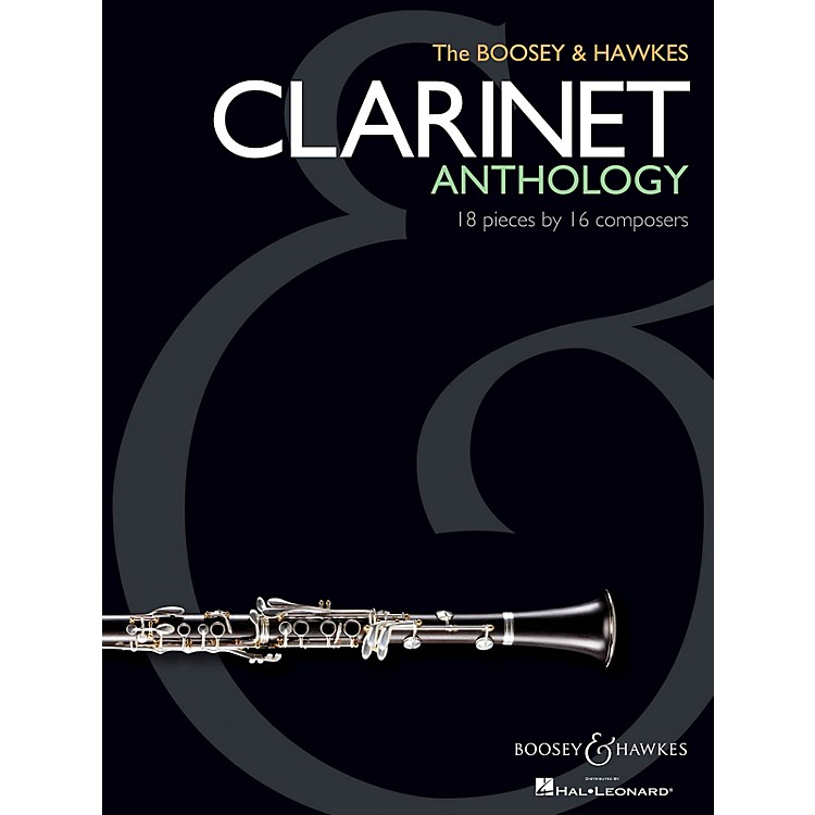 Boosey and Hawkes The Boosey & Hawkes Clarinet Anthology Boosey & Hawkes Chamber Music Series Softcover