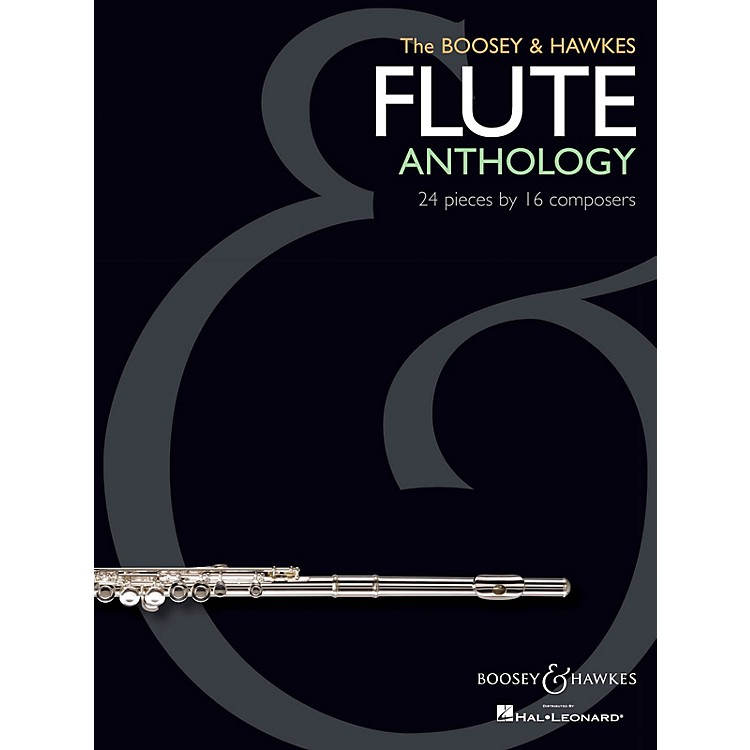 Boosey and HawkesThe Boosey & Hawkes Flute Anthology Boosey & Hawkes Chamber Music Series Softcover Composed by Various