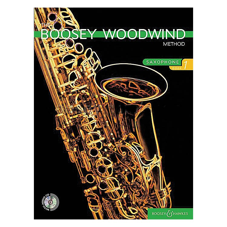 Boosey and HawkesThe Boosey Woodwind Method (Saxophone - Book 1) Concert Band Composed by Various Arranged by Chris Morgan