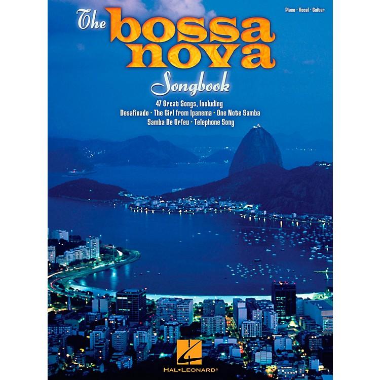 Hal LeonardThe Bossa Nova Songbook for Piano/Vocal/Guitar PVG