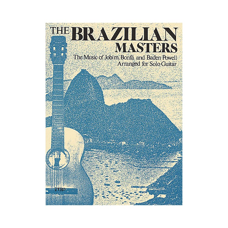 Richmond Organization The Brazilian Masters Book