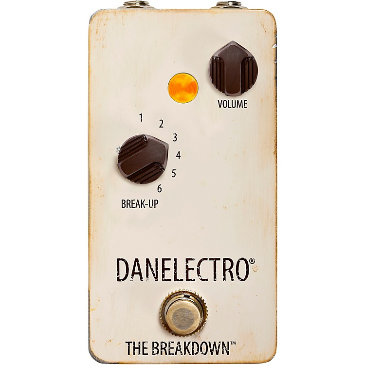 DanelectroThe Breakdown Overdrive Effects Pedal