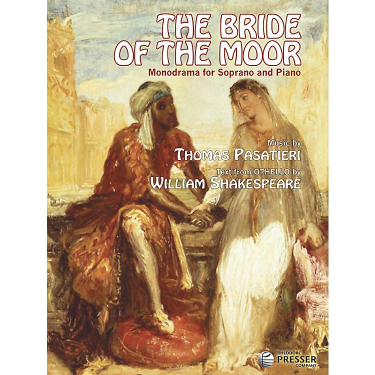 Carl FischerThe Bride of the Moor - Soprano Voice with Piano