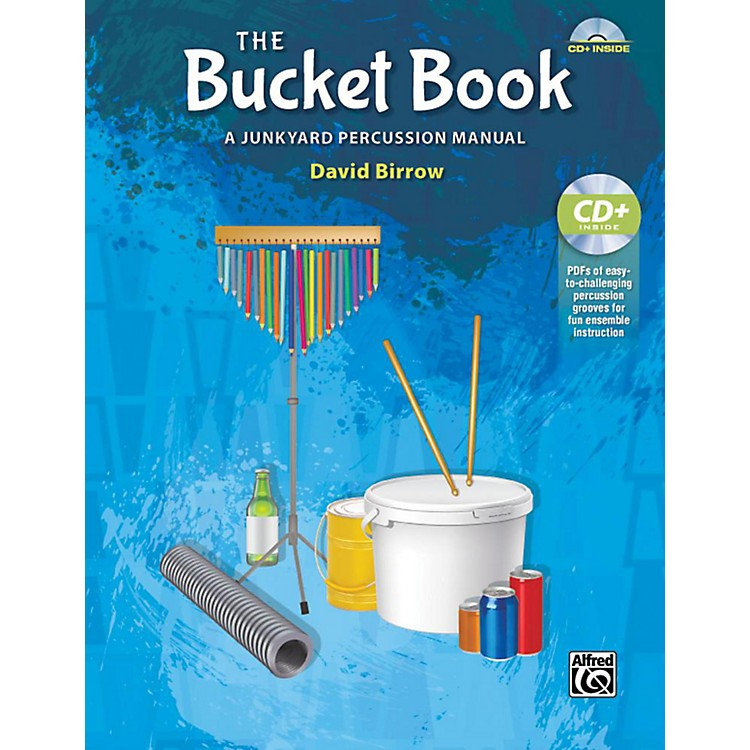 AlfredThe Bucket Book Book & Data CD