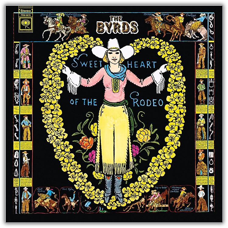 REDThe Byrds - Sweetheart of the Rodeo