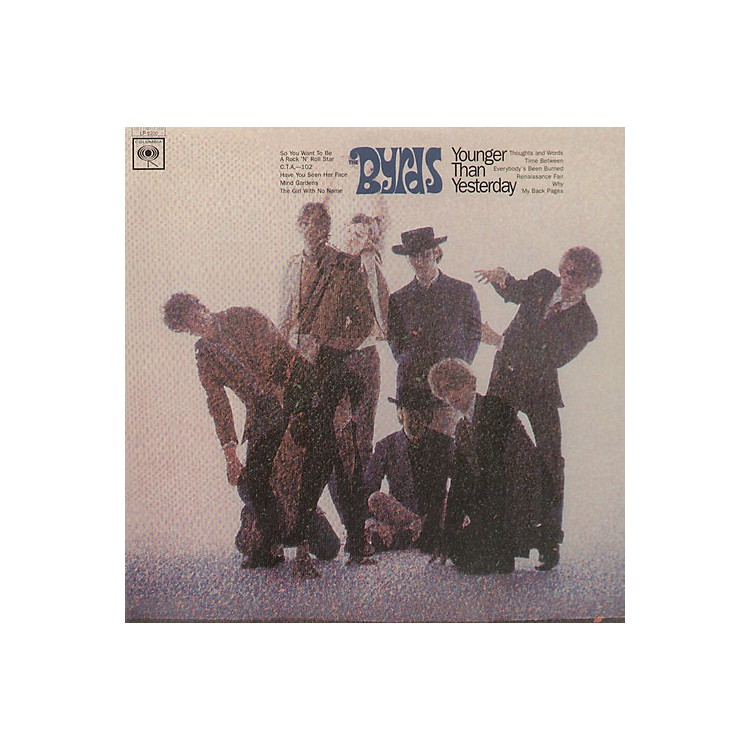 Alliance The Byrds - Younger Than Yesterday