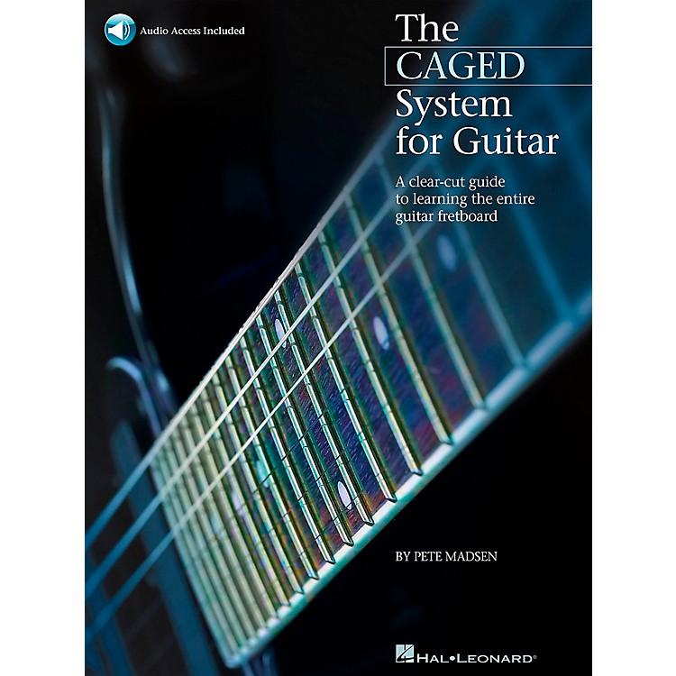 Hal LeonardThe Caged System for Guitar - Book/Online Audio Pack