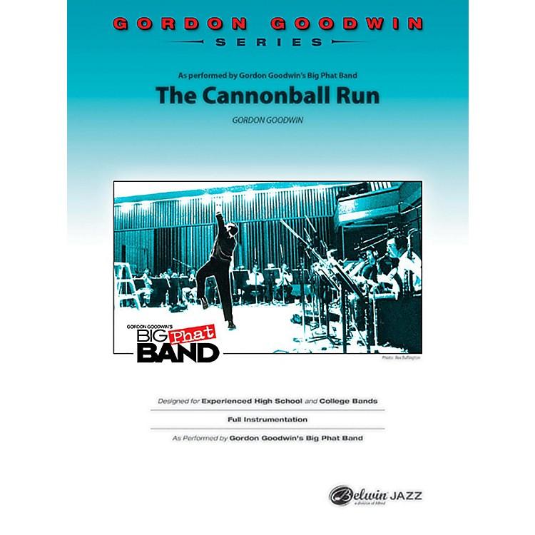 BELWINThe Cannonball Run Jazz Ensemble Grade 5 (Advanced / Difficult)