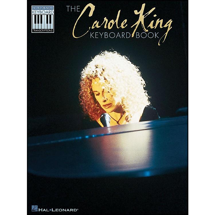 Hal LeonardThe Carole King Keyboard Book