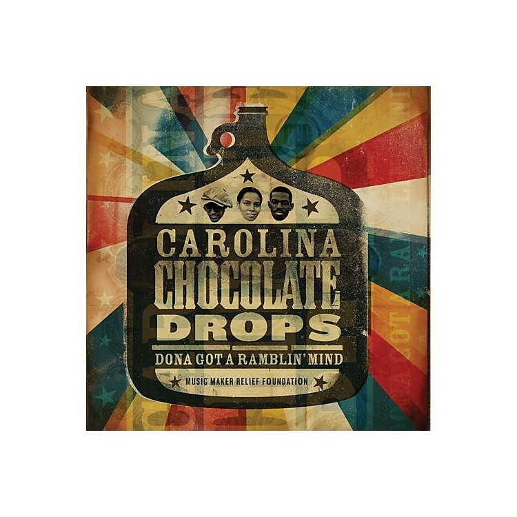 Alliance The Carolina Chocolate Drops - Dona Got a Ramblin Mind