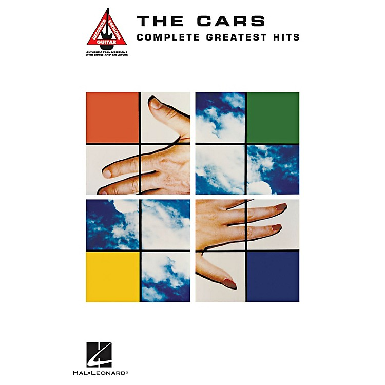 Hal LeonardThe Cars - Complete Greatest Hits Guitar Tab Songbook