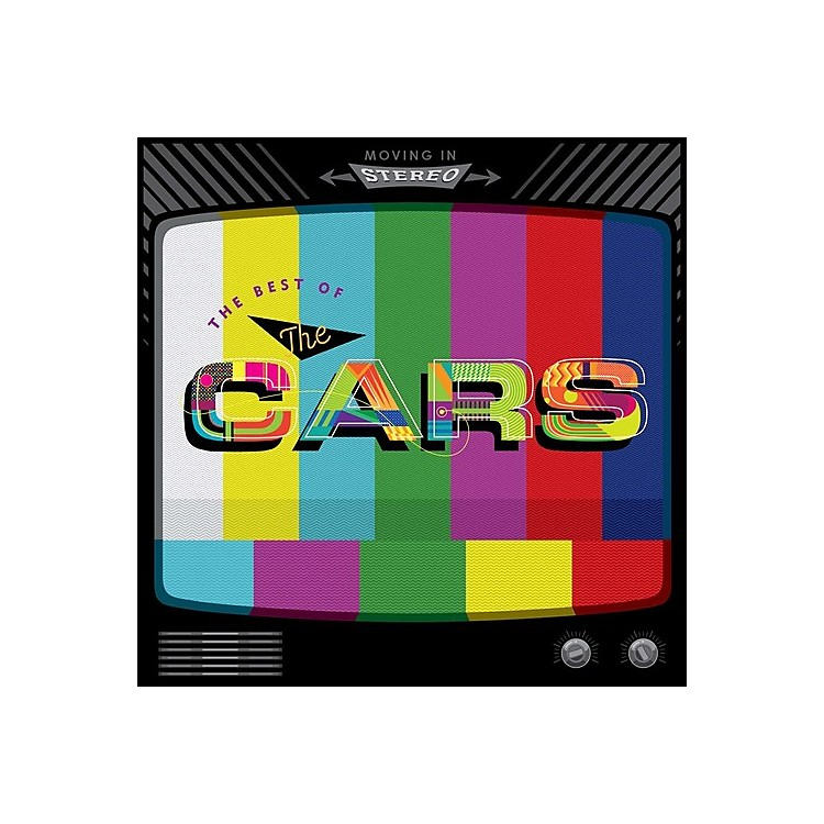 AllianceThe Cars - Moving in Stereo: The Best of the Cars (CD)
