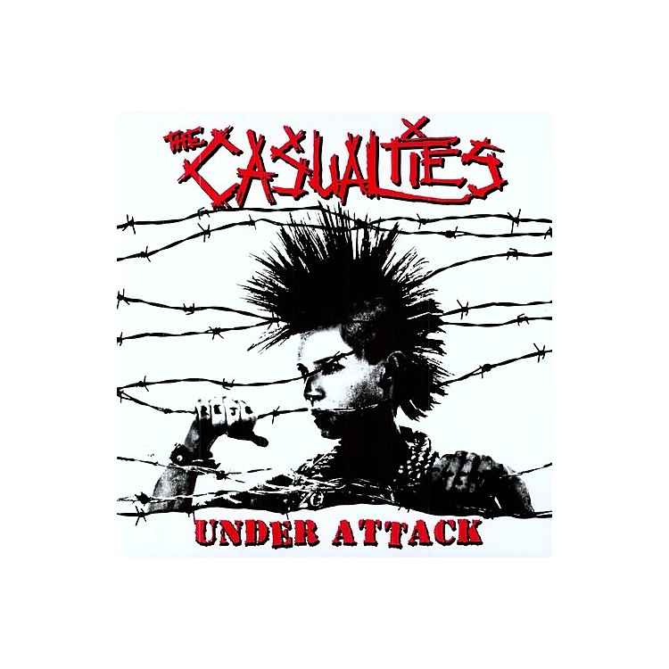 Alliance The Casualities - Under Attack