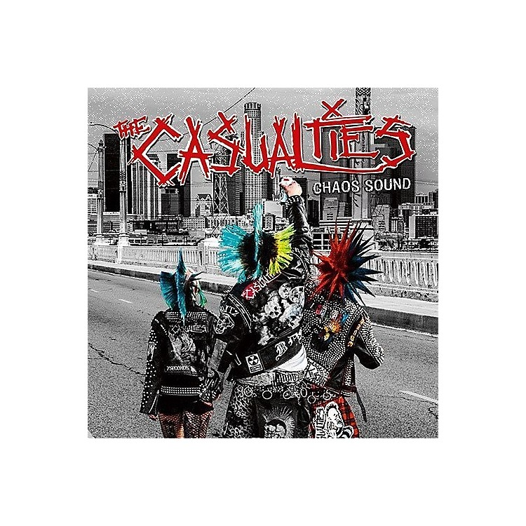 Alliance The Casualties - Chaos Sound