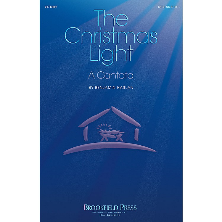 Hal LeonardThe Christmas Light IPAKCO Composed by Benjamin Harlan