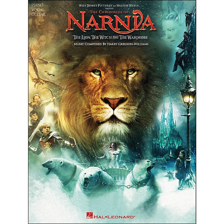 Hal LeonardThe Chronicles Of Narnia - The Lion, The Witch And The Wardrobe arranged for piano, vocal, and guitar (P/V/G)