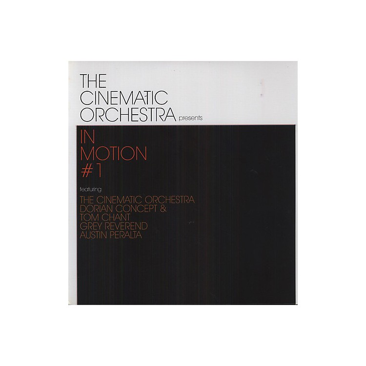 AllianceThe Cinematic Orchestra - In Motion #1