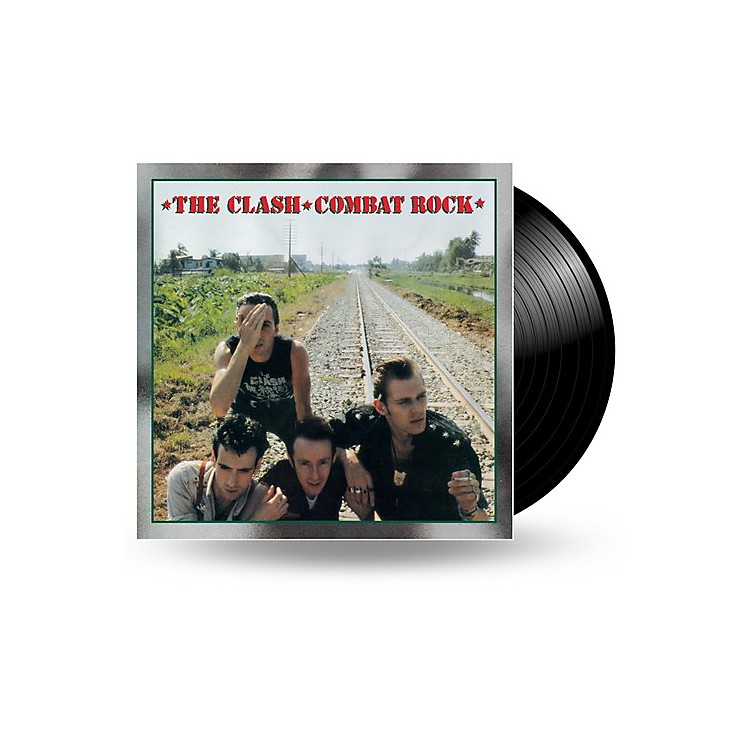 Alliance The Clash - Combat Rock