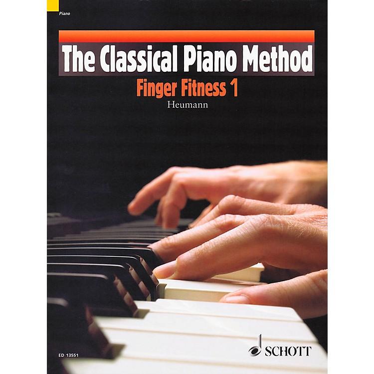 SchottThe Classical Piano Method - Finger Fitness 1
