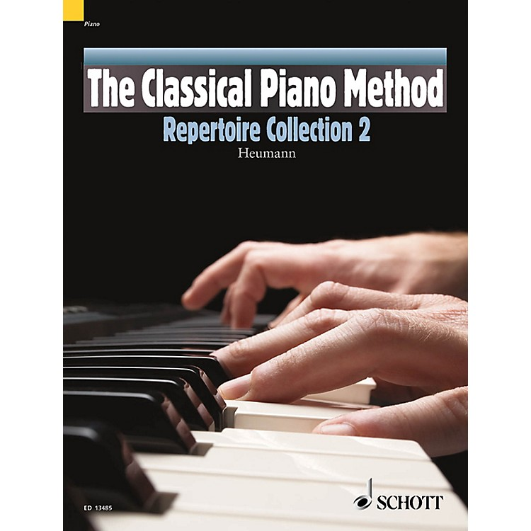 SchottThe Classical Piano Method - Repertoire Collection 2 Schott Series Softcover with CD