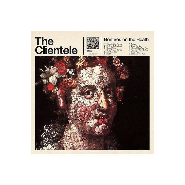 Alliance The Clientele - Bonfires on the Heath