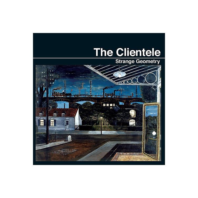 AllianceThe Clientele - Strange Geometry