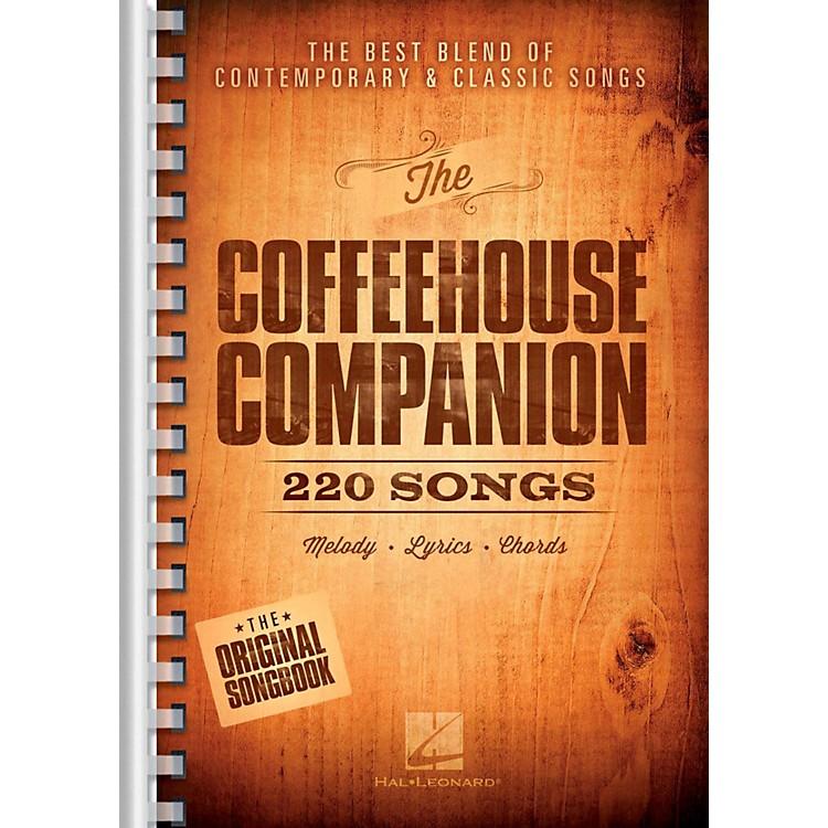 Hal LeonardThe Coffeehouse Companion Fake Book