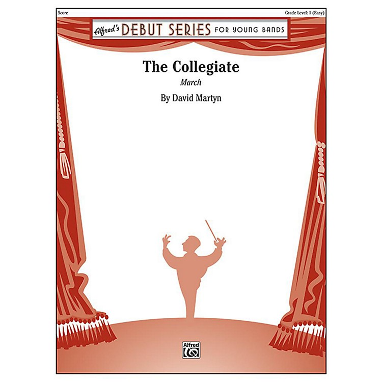 Alfred The Collegiate Concert Band Grade 1 Set