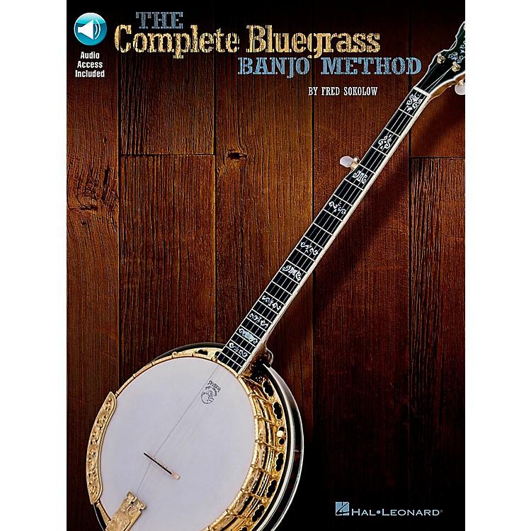 Hal LeonardThe Complete Bluegrass Banjo Method (Book/Online Audio)